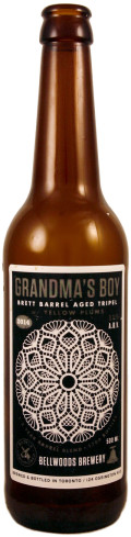 Bellwoods Barrel Aged Grandma�s Boy (Plums) - Sour Ale/Wild Ale