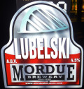 Mordue Lubelski - Golden Ale/Blond Ale