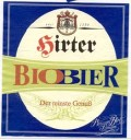 Hirter Bio Bier - Pale Lager