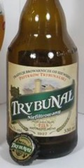 Trybuna&#322; Niefiltrowany Pils - Pale Lager