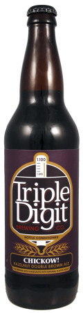 Triple Digit Chickow! - American Strong Ale
