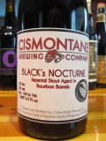 Cismontane Blacks Nocturne - Imperial Stout