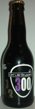 Det Lille Bryggeri 300 - Barley Wine