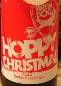 BrewDog Hoppy Christmas &#40;4.2%&#41; - India Pale Ale &#40;IPA&#41;