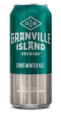 Granville Island Lions Winter Ale - English Strong Ale
