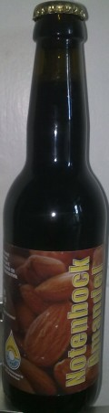 De Prael Notenbock Amandel - Doppelbock