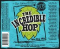 Fort Collins The Incredible Hop - Wet Hop IPA - Imperial/Double IPA