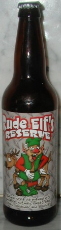Fegleys Brew Works Rude Elfs Reserve - Spice/Herb/Vegetable