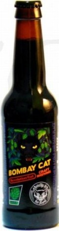 Revelation Cat - Bombay Cat Black Double IPA - Black IPA