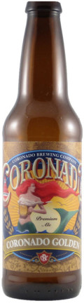 Coronado Golden Ale - Golden Ale/Blond Ale