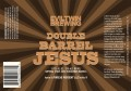 Evil Twin Double Barrel Jesus - Imperial Stout