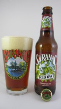 Saranac Red IPA - India Pale Ale (IPA)
