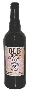 Great Lakes Brewing 25th Anniversary Imperial Black IPA - Black IPA