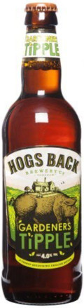 Hogs Back Gardeners Tipple (Bottle) - Bitter