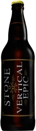 Stone 12.12.12 Vertical Epic Ale - Belgian Strong Ale