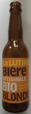 La Lutine Blonde - Bi�re de Garde