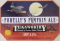 Teignworthy Powellys Pumpkin Ale - Spice/Herb/Vegetable