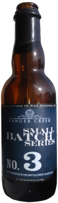 Ranger Creek Small Batch Series No. 3 - Barley Wine