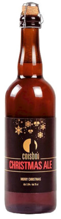 Coisbo Christmas Ale &#40;2012-&#41; - Belgian Strong Ale
