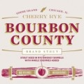 Goose Island Bourbon County Stout - Cherry Rye Barrel  - Imperial Stout