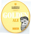 Clarence & Fredericks Golden Ale - Golden Ale/Blond Ale