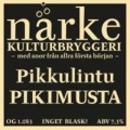 Nrke Pikkulintu Pikimusta - Imperial/Strong Porter