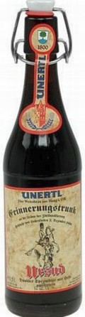 Unertl Ursud - Dunkelweizen
