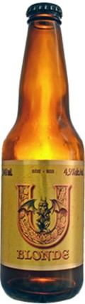 Unibroue U Blonde - Pilsener