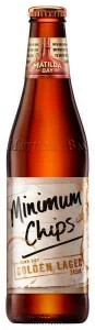 Matilda Bay Minimum Chips Golden Lager - Premium Lager
