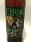 Terrapin So Fresh & So Green Green 2012 (Citra) - India Pale Ale (IPA)