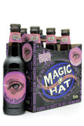 Magic Hat Heart Of Darkness Stout (2012-) - Stout