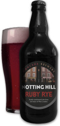 Moncada Notting Hill Ruby Rye - Specialty Grain