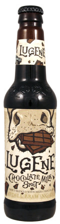 Odell Lugene Chocolate Milk Stout - Sweet Stout