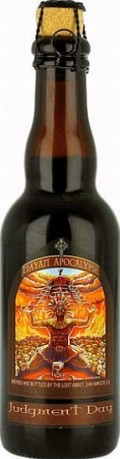 Lost Abbey Mayan Apocalypse Judgment Day - Abt/Quadrupel