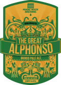 Magic Rock / Brodies The Great Alphonso - American Pale Ale