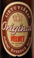Ragutis Original Velvet - Dunkel/Tmav