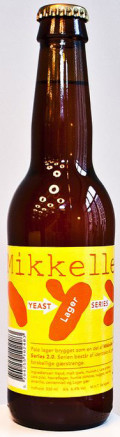 Mikkeller Yeast Series 2.0: Lager - Strong Pale Lager/Imperial Pils