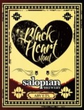 Salopian Black Heart Stout - Stout