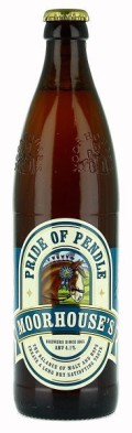 Moorhouses Pride Of Pendle (Bottle) - Bitter