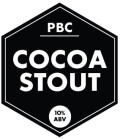 Proof Cocoa Stout - Sweet Stout