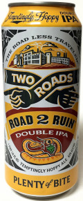 Two Roads Road 2 Ruin - Imperial/Double IPA