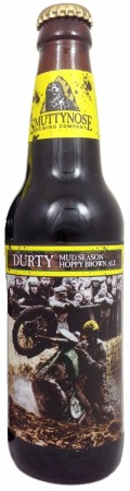 Smuttynose Short Batch #18 Durty - Black IPA