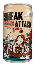 21st Amendment Sneak Attack Saison - Saison
