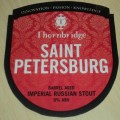 Thornbridge Saint Petersburg Barrel Aged - Imperial Stout