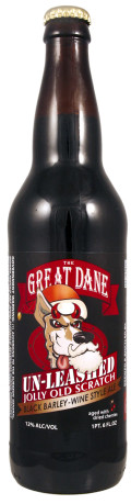 Great Dane Un-Leashed #02 - Jolly Old Scratch - Barley Wine