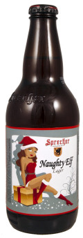 Sprecher Naughty Elf Lager - Amber Lager/Vienna