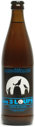 La 3 Loups Blanche - Belgian White &#40;Witbier&#41;