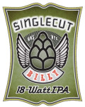Singlecut Billy 18-Watt IPA - India Pale Ale (IPA)