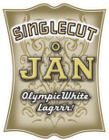 Singlecut Jan Olympic White Lagrrr - Pale Lager