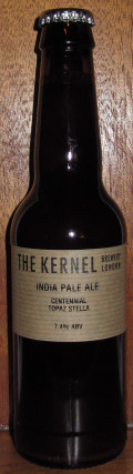 The Kernel India Pale Ale Centennial Topaz Stella - India Pale Ale (IPA)